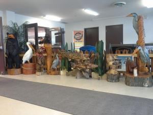 Cottage country display