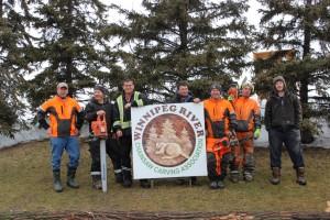 Festival du voyageur chainsaw carvers